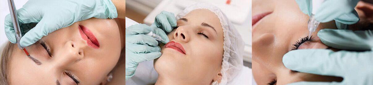 Behandelingen permanente make up