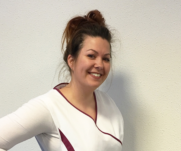 PMU specialist Melody van Ligten