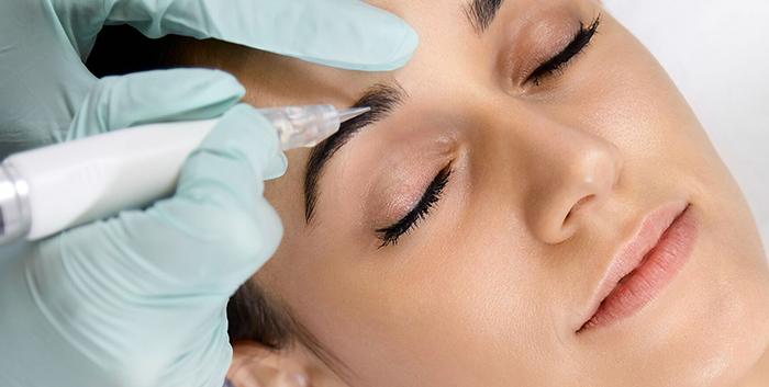 Permanente make up opleiding - Ombrebrow